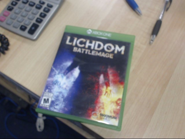 MICROSOFT Microsoft XBOX One Game LICHDOME BATTLEMAGE
