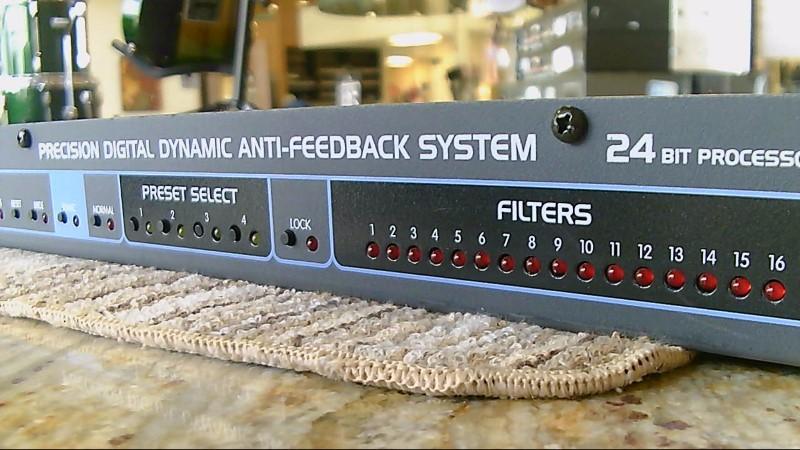 Peavey Mixer Feedback Ferret Rack Gear