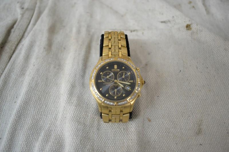 CITIZEN Lady's Wristwatch GN-4W-S-9