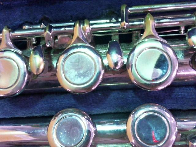 MENDINI MUSICAL INSTRUMENTS Flute CECILIO