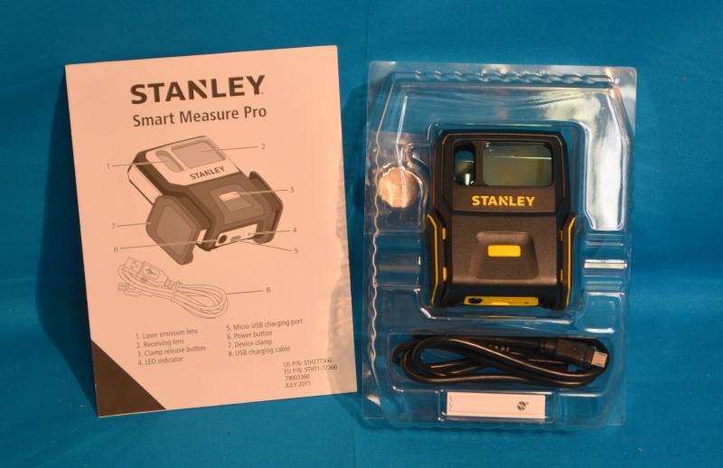 Stanley STHT77366 Smart Tech Smart Measure Pro Bluetooth Tool
