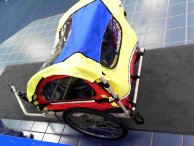 MASTER Bicycle Part/Accessory CYCLE BIKE TRAILER