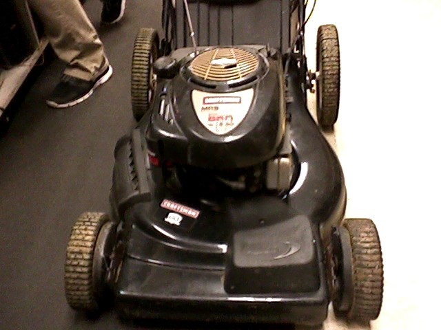 CRAFTSMAN Lawn Mower MRS 650 SERIES