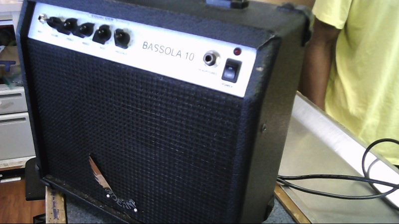 DEAN GUITARS Electric Guitar Amp BASSOLA 10