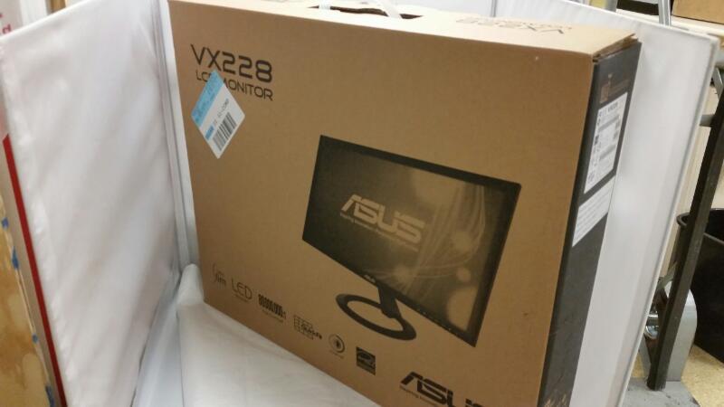 """Asus VX228 21.5"""" LED Ultra Slim HDMI Computer Monitor"""