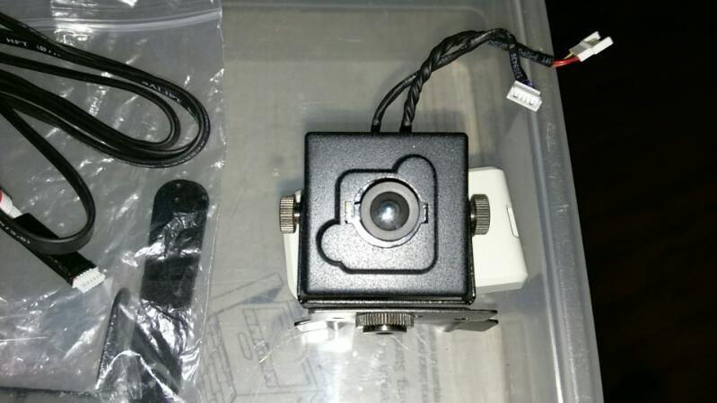 Deview WDRS29ATM-NCR Hi-Res 690HTVL-E Color 2.97mm Wide Dynamic Range ATM Camera