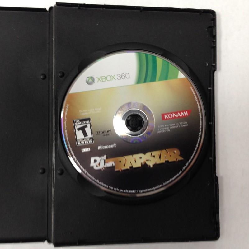 Def Jam Rapstar (Microsoft Xbox 360, 2010)