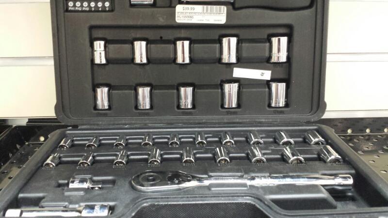 Stanley STMT71648 40-Piece Socket Set Stanley
