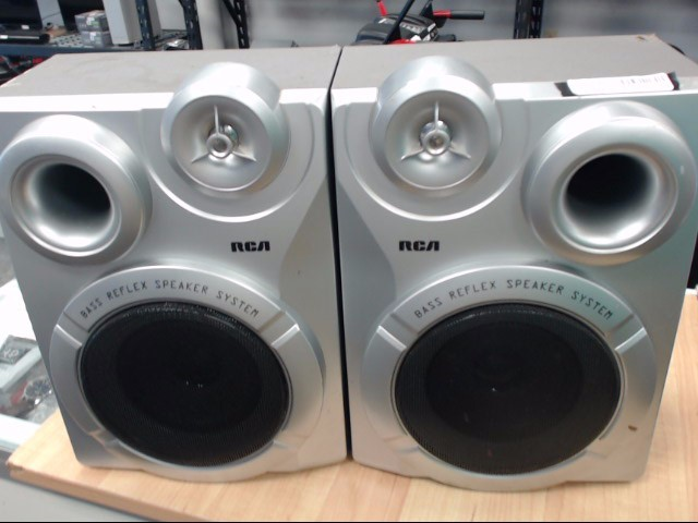 RCA Speakers/Subwoofer RS2653