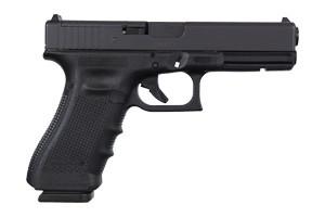 GLOCK Pistol 17 MOS GEN 4