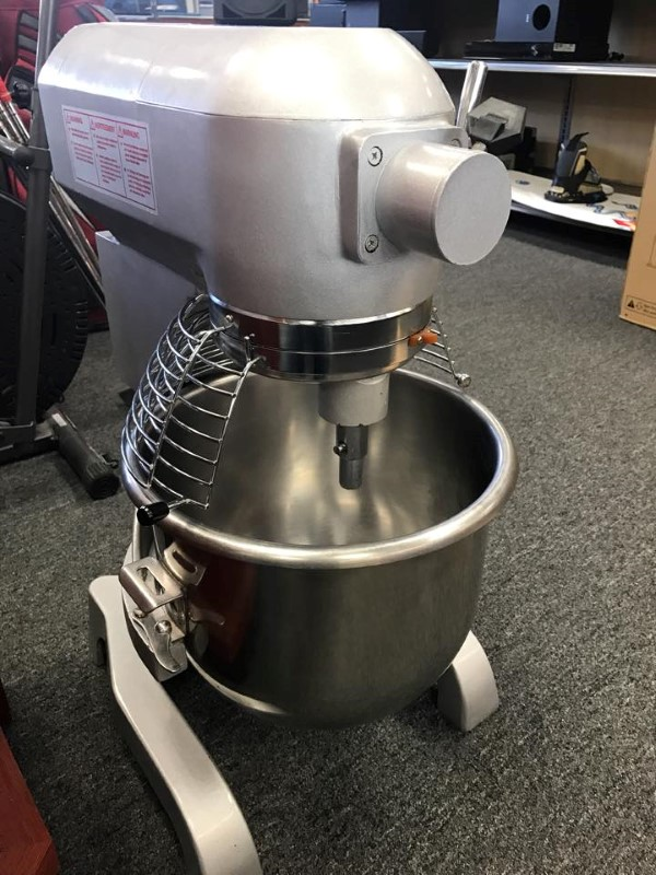 PRESTO! PM-20 20 QUART CAPACITY MIXER 1HP