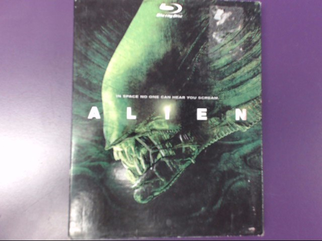 DVD BLUE-RAY: ALIEN