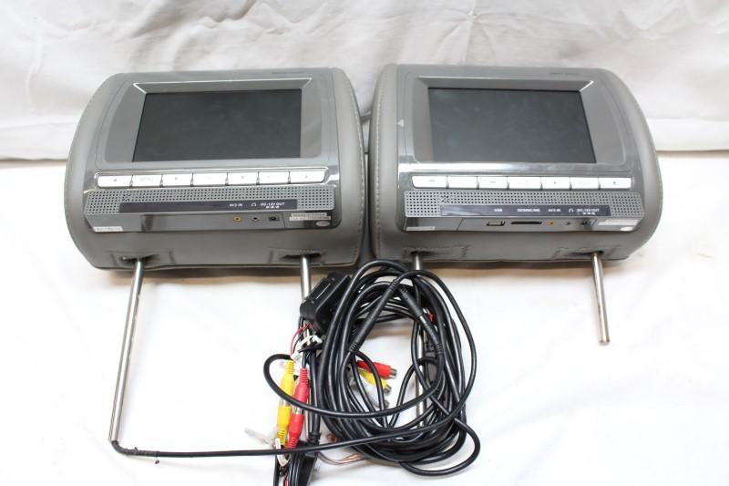 NITRO Portable DVD Player BMWX 7HDVD