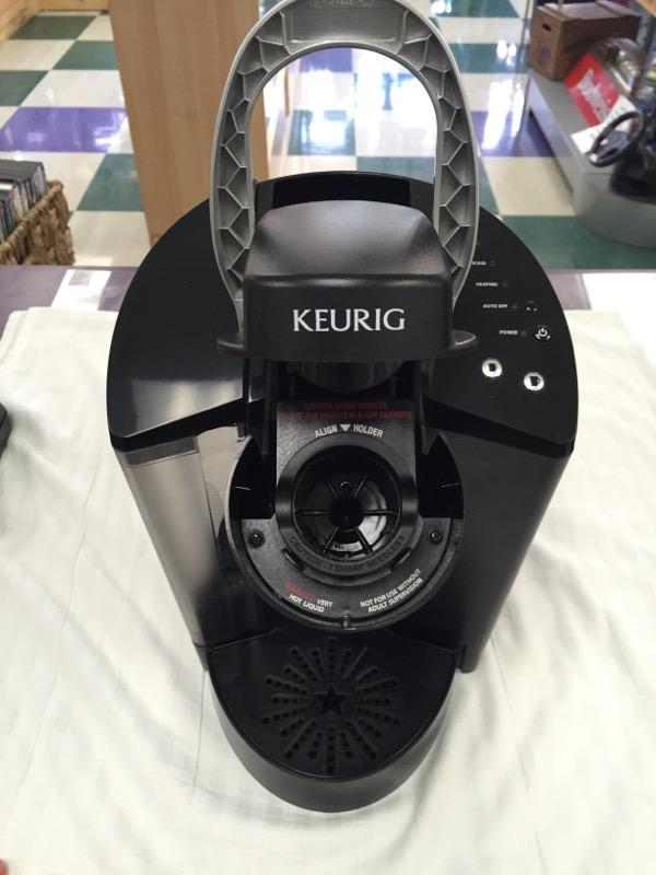 KEURIG ELITE B40 ALL BLACK 1 CUP BREWING SYSTEM