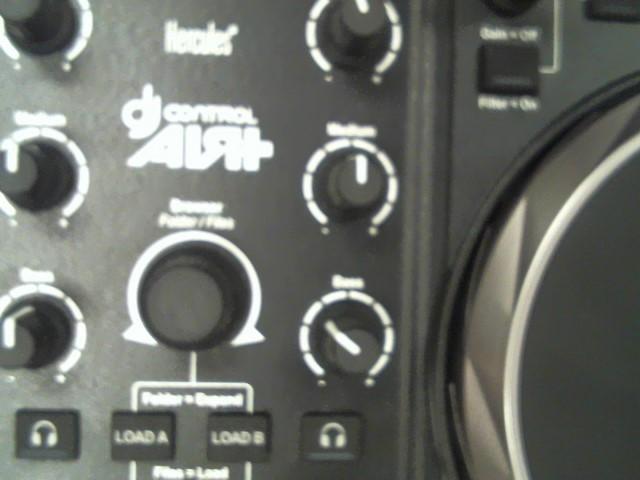 HERCULES SEWING MACHINE Electronic Instrument DJ CONTROL AIR