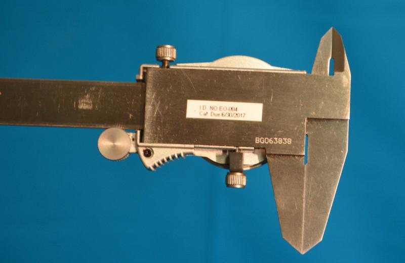 "Mitutoyo 505-675-56 0-6"" Range Micrometer Tool w/Case"