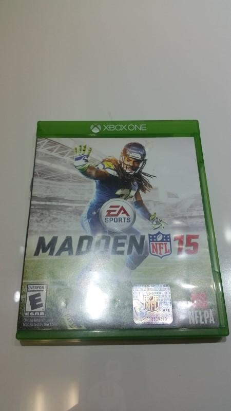 Madden '15 (Microsoft Xbox One)