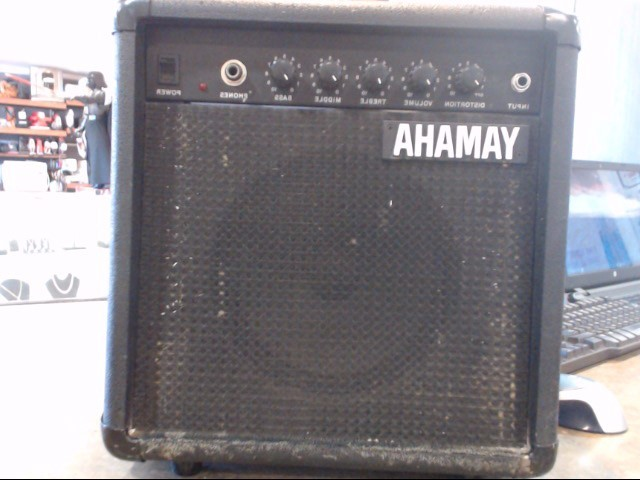 YAMAHA Electric Guitar Amp HY-10G III 25 WATTS