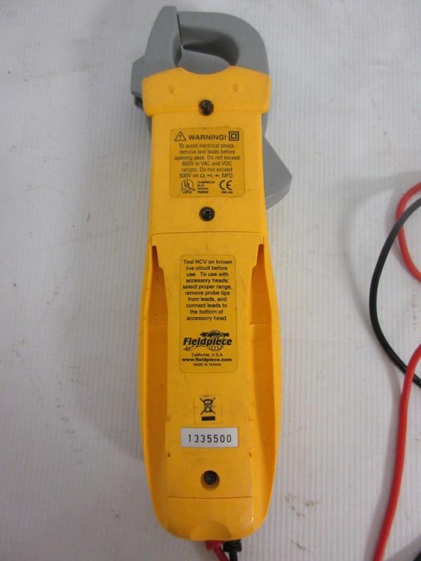FIELDPIECE Multimeter SC76