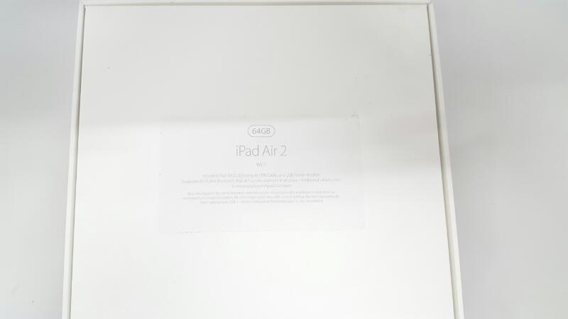APPLE Tablet IPAD AIR 2 MH2W2LL/A