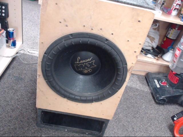 KICKER Car Speakers/Speaker System COMP 15 W/ BOX