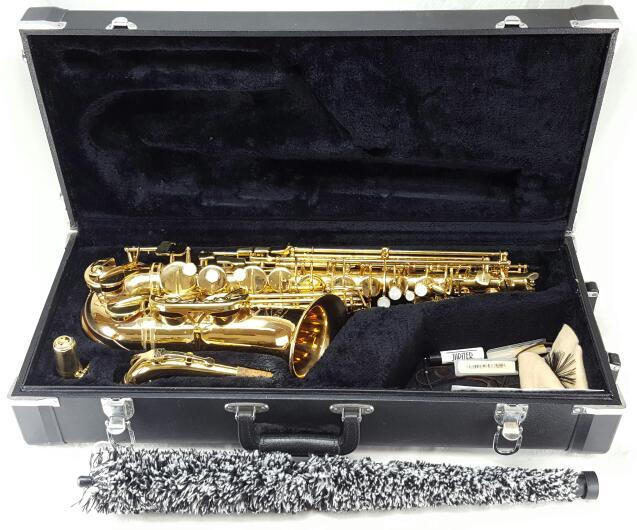 JUPITER JAS-769-767 Alto Saxophone W/ Case
