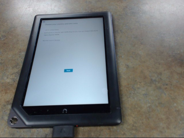 BARNES & NOBLE Tablet NOOK BNTV600