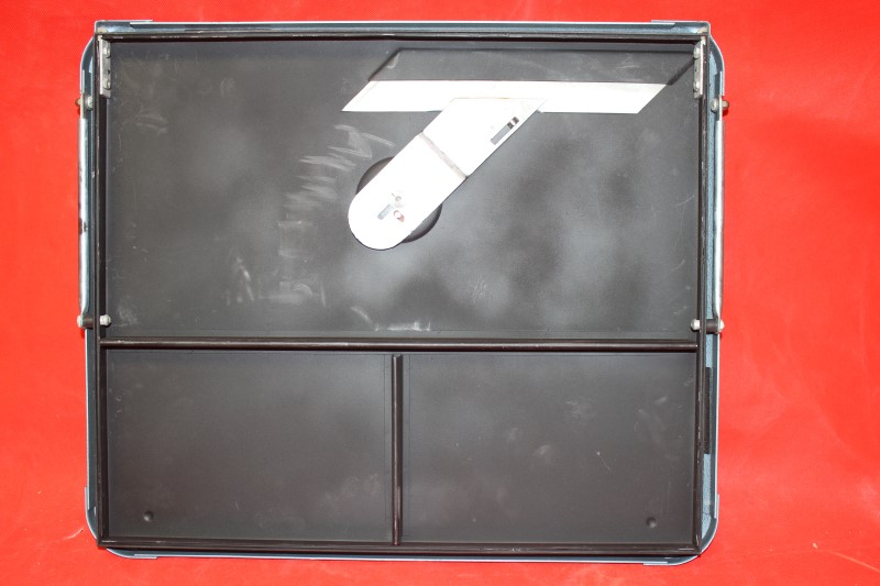 AIREQUIPT Dialmaster 2 Blade 12.5x15.5 Precision Enlarging Art Draft Photo Easel