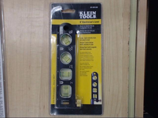 KLEIN TOOLS Level/Plumb Tool 931-6RE-SEN