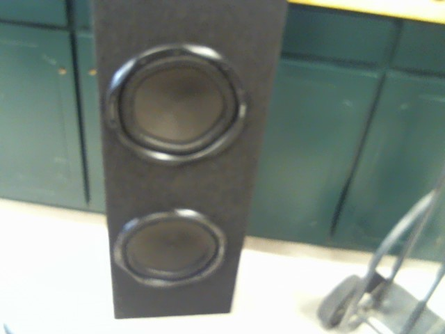 SONY Speakers/Subwoofer DUAL VOICE COIL GS