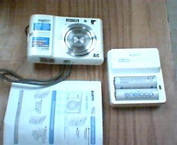 SANYO Digital Camera VPC-S1285W