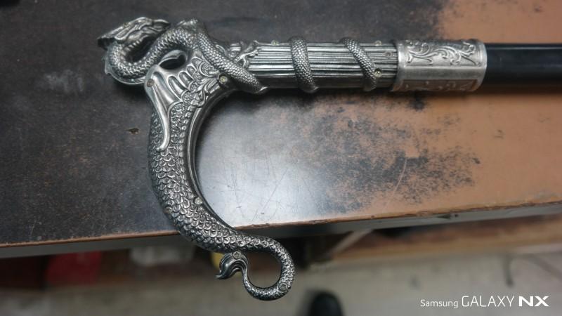 Sword CANE SWORD