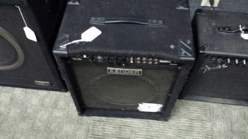 FENDER Electric Guitar Amp RUMBLE 60