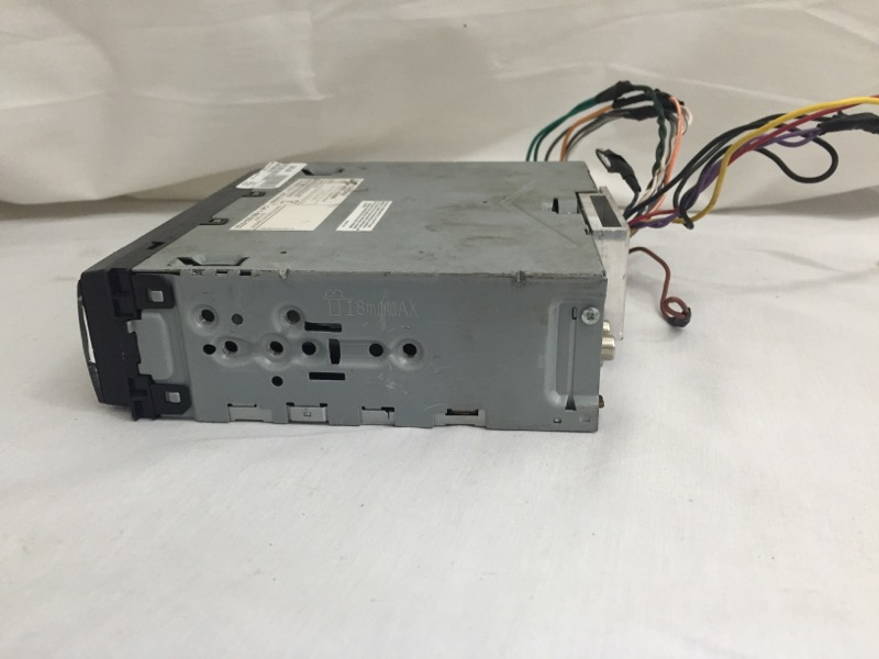 JVC Car Audio KD-SR40
