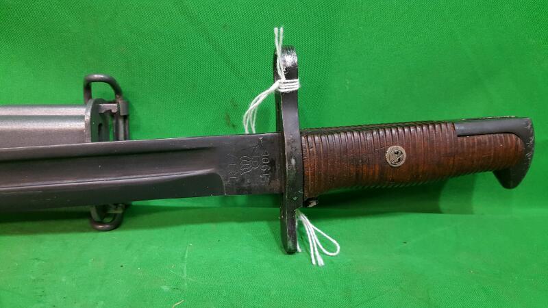 ROCK ISLAND ARMORY Combat Knife BAYONET