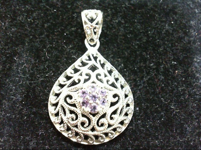 Silver Pendant 925 Silver 4.4g