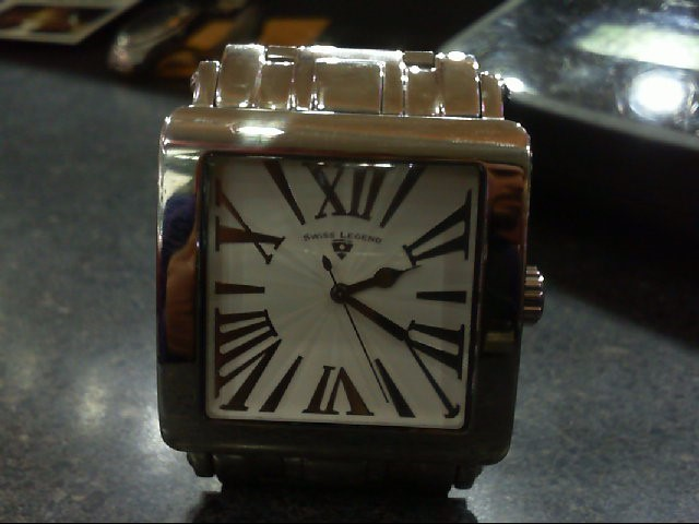 Extra Large Very Cool SWISS LEGEND Gents Unisex Wristwatch SL-20050-WWGR
