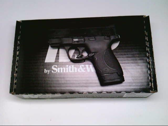 SMITH & WESSON Pistol M&P 9 SHIELD (180021)