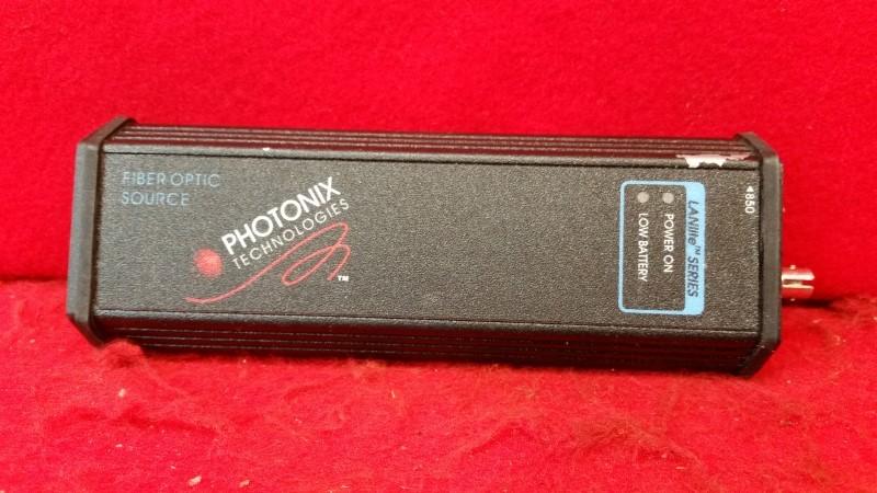 Photonix PX-C109 LANlite Fiber Optic Laser Light Source