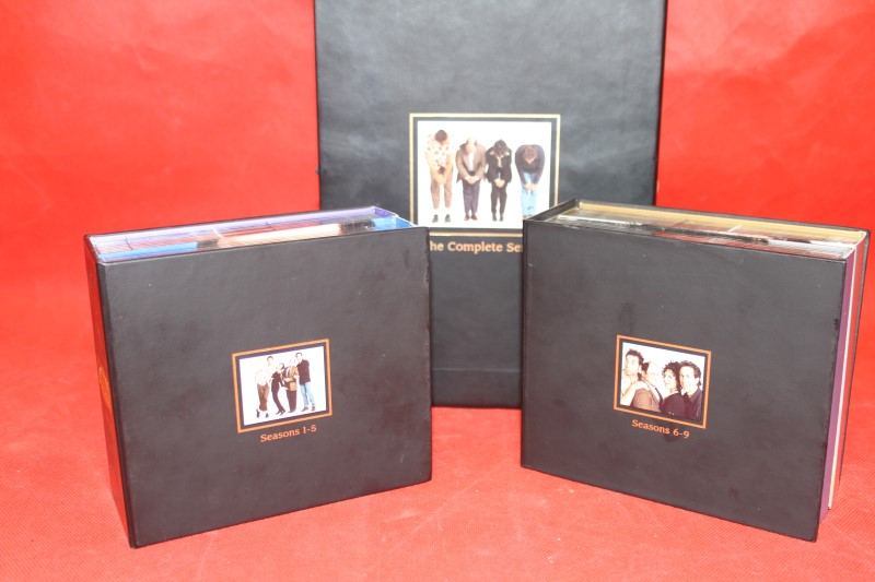Seinfeld - The Complete Series Box Set DVD, 2007, 33-Disc Set