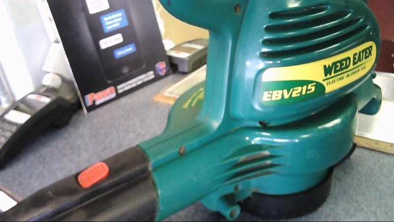 WEED EATER Leaf Blower EBV215