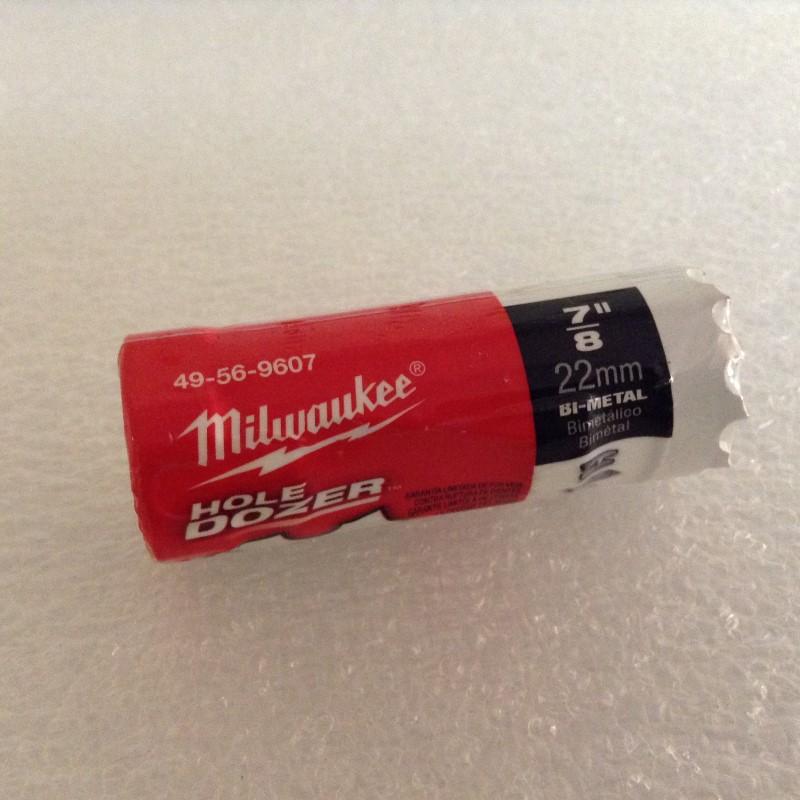 MILWAUKEE Drill Bits/Blades 49-56-9607