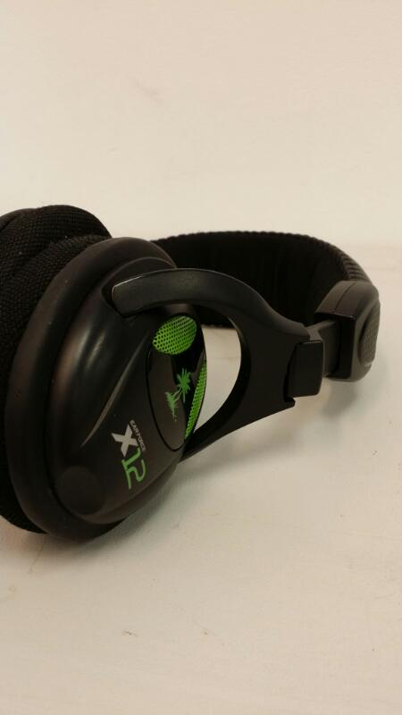 TURTLE BEACH Video Game Accessory EARFORCE X12