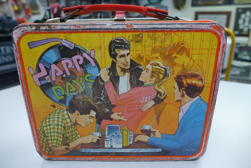 HAPPY DAYS LUNCH PAIL