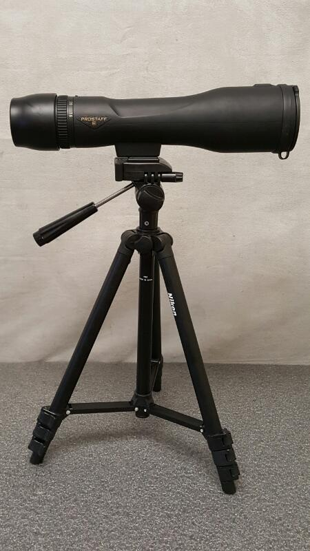 Nikon Prostaff 3 16-48x60 Spotting Scope Kit (Straight Viewing) PF31