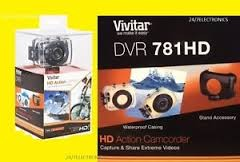 VIVITAR Camcorder DVR 781HD