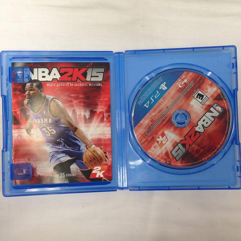 NBA 2K15 (Sony PlayStation 4, 2014)