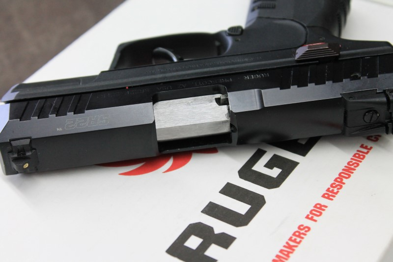 RUGER Pistol SR22P