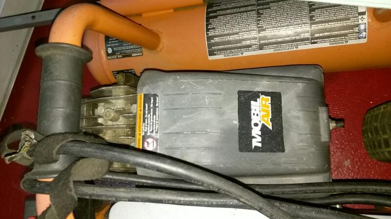 RIDGID TOOLS AIRLESS SPRAYER MODEL OL50145MW