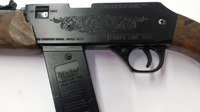 DAISY BB GUN POWER LINE 990